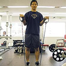 ホームトレーニングに挑戦!-Part 5