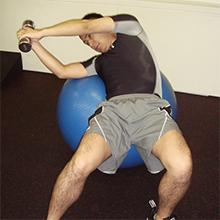 ボールと器具を組み合わせたエクササイズ-Part 5
