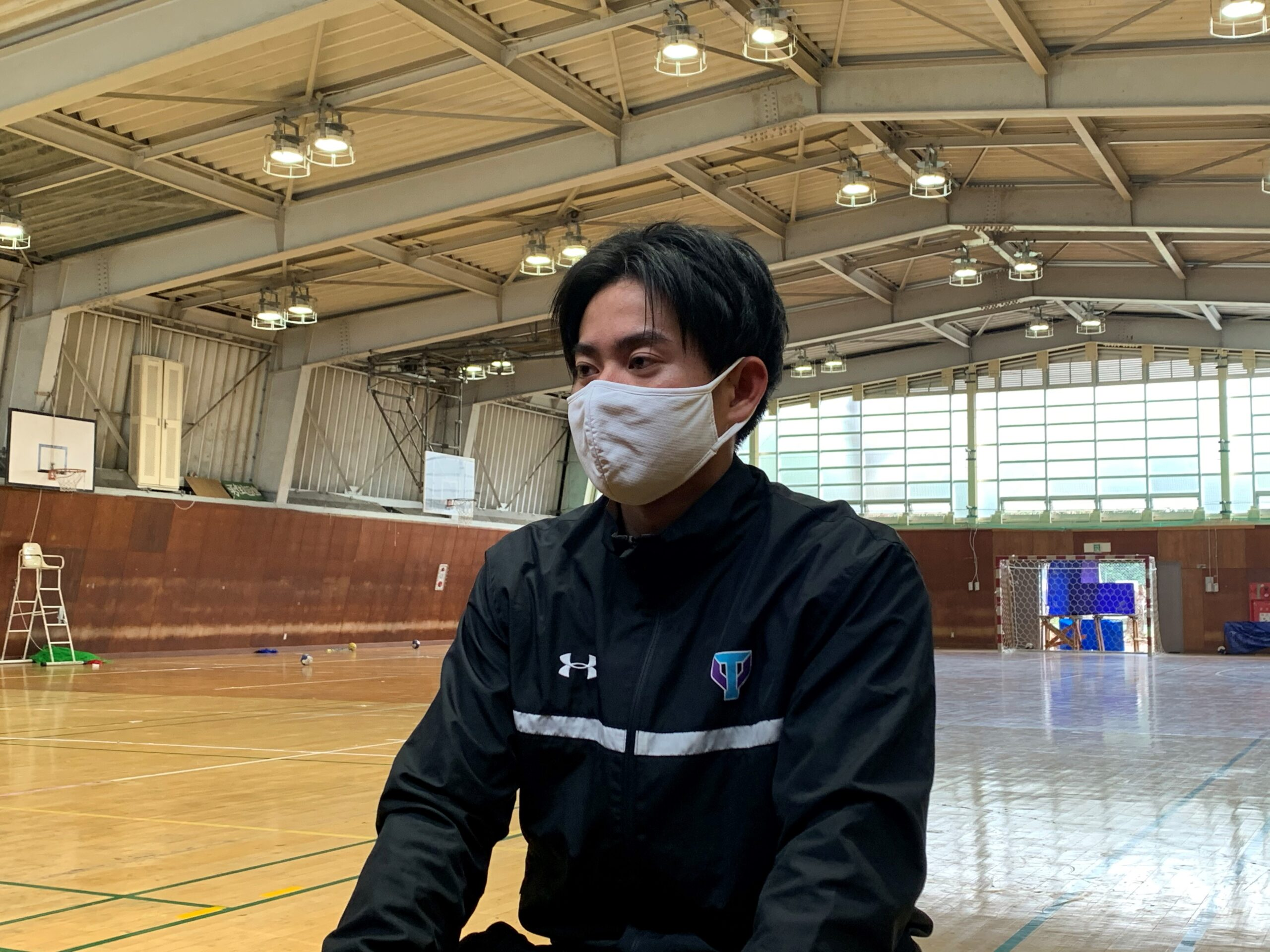 LB町田健一郎選手