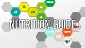 身体をつくり、機能させる栄養情報